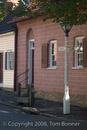 Side street, Old Salem Village