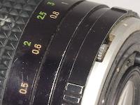 Rokkor-X Lens