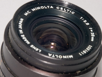 Celtic MC Lens