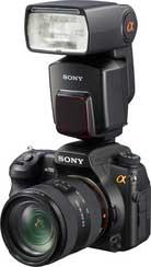 Sony announces flagship flash unit