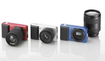 New mirrorless interchangeable lens Alpha cameras are coming; will they use A-Mount lenses?