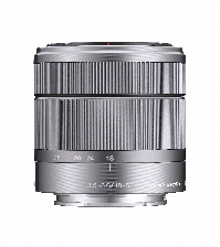 18-55mm zoom serves as one of the two kit lenses available for the NEX series.