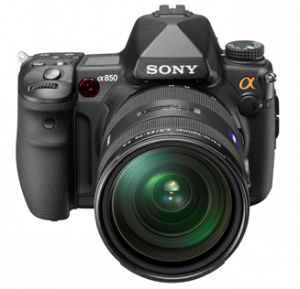 Faster auto-focus, expanded exposure compensation and greater bracketing range is available for Sony A900 and A850 owners through a firmware upgrade.