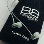 BassBuds with Bass Bag