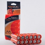 12 pack Storacell battery caddy