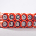 Powerpax 12-pack Storacell with 12 AA batteries