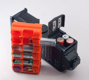 PowerPax Storacell with Electronic Flash Unit