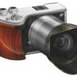 New Hasselblad Lunar in wood and carbon-fiber