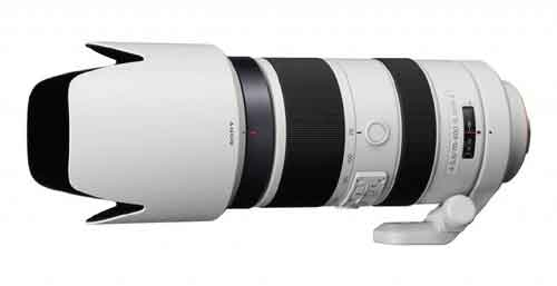 New Sony 70-400mm A-mount lens