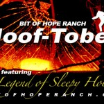 Hooftober at Bit of Hope Ranch